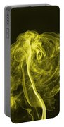 Explosive Yellow Portable Battery Charger