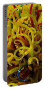 Extraordinary Chihuly Glass  Portable Battery Charger
