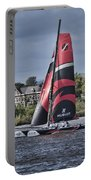 Extreme 40 Team Alinghi Portable Battery Charger