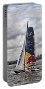 Extreme 40 Team Red Bull Portable Battery Charger