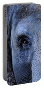 Eye Of The Elephant Portable Battery Charger