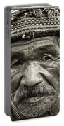 Eyes Of Soul Portable Battery Charger by Skip Nall