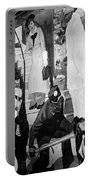 Faber: Mural Painting, C1940 Portable Battery Charger