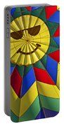 Face Inside Hot Air Balloon  Portable Battery Charger