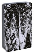 Faces Of Tormented Souls Portable Battery Charger