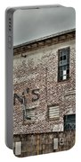 Faded Facade Portable Battery Charger
