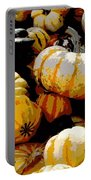Fall Bounty Portable Battery Charger