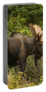 Fall Bull Moose Portable Battery Charger