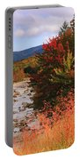 Fall Color In The White Mountains Portable Battery Charger