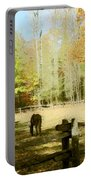 Fall Corral Portable Battery Charger