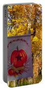 Fall Flag 1 Portable Battery Charger