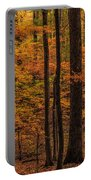 Fall Forest Portable Battery Charger