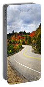 Fall Highway Portable Battery Charger