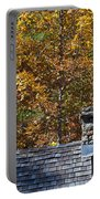 Fall House In Carolina Portable Battery Charger