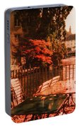 Fall In Lucerne Switzerland Portable Battery Charger