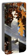 Fall In The City 3 Portable Battery Charger