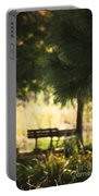 Fall In The Pines Portable Battery Charger