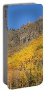 Fall Mountains Portable Battery Charger