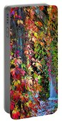 Fall Palette Portable Battery Charger