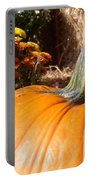 Fall Pumpkin Portable Battery Charger