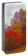 Fall Retreat Portable Battery Charger
