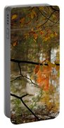 Fall River Branches Portable Battery Charger