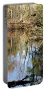 Fall River Undertones Portable Battery Charger