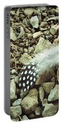 Fallen Feathers Portable Battery Charger