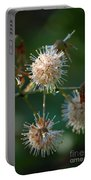 Fallen Flowers Portable Battery Charger