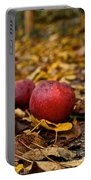 Fallen Fruit Portable Battery Charger