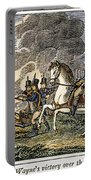 Fallen Timbers Battle Portable Battery Charger