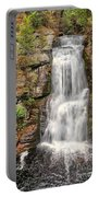 Falls At Bushkill Portable Battery Charger