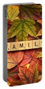 Family-autumn Inpsireme Portable Battery Charger