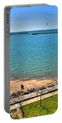Family Time At The Erie Basin Marina Portable Battery Charger
