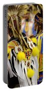 Pow Wow Fancy Dancer Duo Portable Battery Charger