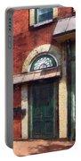 Fancy Green Door Burlington Nj Portable Battery Charger