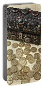 Fancy Treasure Chest  Portable Battery Charger
