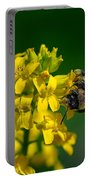 Fanfare For The Common Bumblebee Portable Battery Charger
