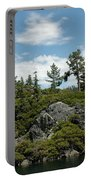 Fannette Island Tea Time Portable Battery Charger