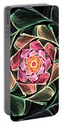 Fantasy Floral Expression 111311 Portable Battery Charger