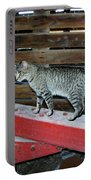 Farm Cat Portable Battery Charger