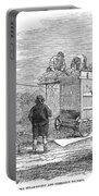 Farming: Threshing, 1851 Portable Battery Charger