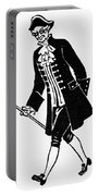 Father Knickerbocker Portable Battery Charger