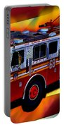 Fdny Engine 68 Portable Battery Charger