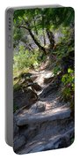 Feather Falls Stairway Portable Battery Charger