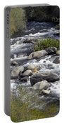 Feather River White Water Portable Battery Charger