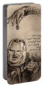 Feeding The Talking Heads Like Rush Limbaugh And Co Portable Battery Charger