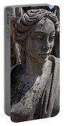 Female Statue Portable Battery Charger