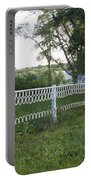 Fence Or Shoes Portable Battery Charger