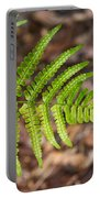 Fern Frond 1 Portable Battery Charger